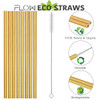 Eco Friendly  Reusable Straws