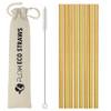 FLOW Barware Bamboo Straws
