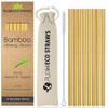 FLOW Barware Reusable Bamboo Straws