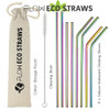 Reusable metal Straws FLOW ECO Straws