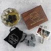 Whisky Stones Gift Set by FLOW Barware