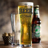 It's Beer O'Clock Pint Glass