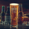 It's Beer O'Clock personalised Glass for men