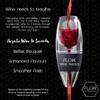 FLOW Barware Wine Aerator