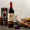Red Wine Aerator Pourer by FLOW Barware
