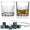 Whisky Glasses & Whisky Stones Gift