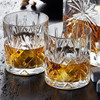 Classic Crystal Whisky Glasses & Stones Box Set
