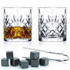 Classic Crystal Whisky Glasses