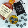 Polished Granite Whisky Stones