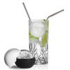 Highball Glass Mixer Set