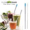 Telescopic Metal Straw & Case Set