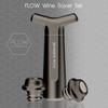 FLOW Wine Vacuum Pump & Date Stopper Set