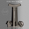 FLOW Wine Vacuum Pump & Date Stopper Set