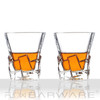 FLOW Iceburg Whisky Glass Set of 2