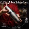 FLOW Barware tin tin cocktail shaker