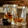 Twist Whisky Glasses & Stones Box Set