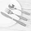 Personalised Swirls & Hearts Cutlery