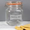Personalised Kilner Baking Jar