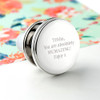 Silver Red Wine Stopper
