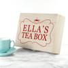 Tea Lovers tea Storage Box