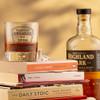 Keep Calm Grandad Whisky Glasses