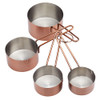 Kitchen Craft Copper Measuring Cups