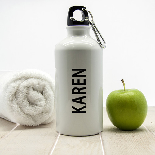 298ae58b9e Personalised Gin Water Bottle | The Kitchen Gift Company