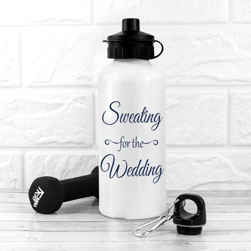 Personalised Reusable Sports Bottle