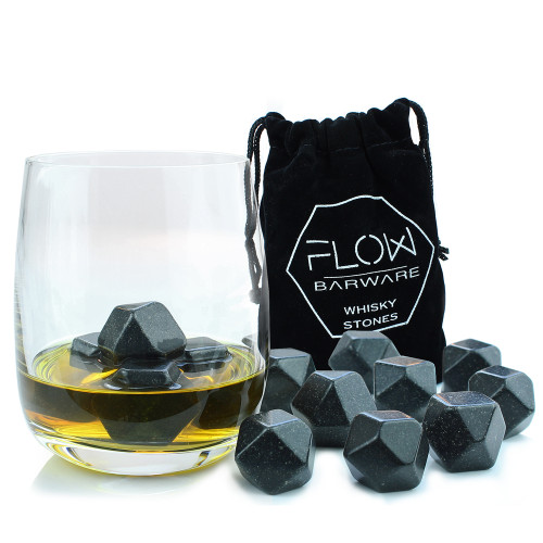 Diamond Shaped Whiskey Stones