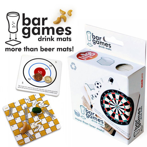Bar Game Beer Mats  sc 1 st  The Kitchen Gift Company & Kitchen Gifts u0026 Gadgets | Unique Cooking Gifts