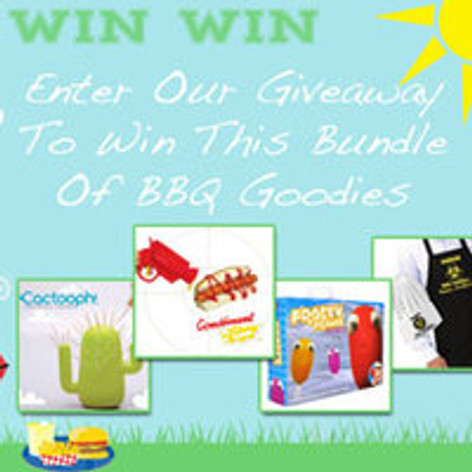 It's National BBQ Week So we are giving you the chance to win all you need to be the BBQ KING!