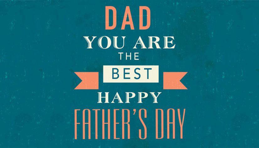 graphic relating to Happy Father's Day Banner Printable known as Final Fathers Working day Reward Recommendations - No cost Printables, Recipes And