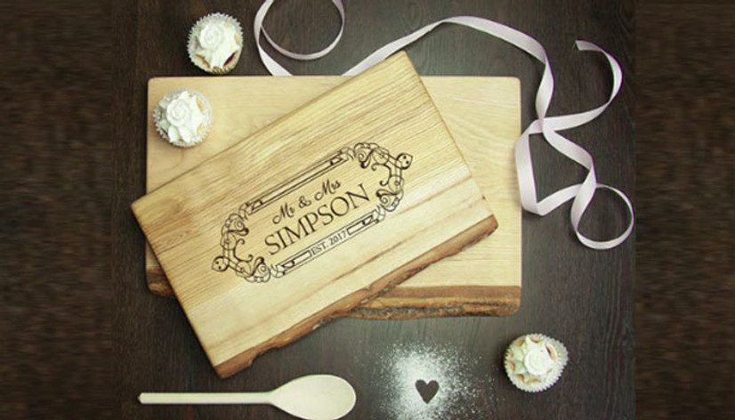 Personalised Wedding Gifts