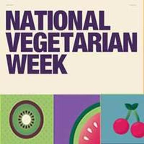 National Vegetarian Week – 10 Handy Tips To Becoming a Vegetarian