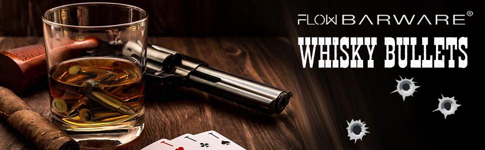 flow gold whisky bullets