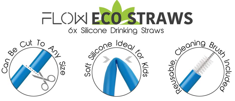 silicone-straws