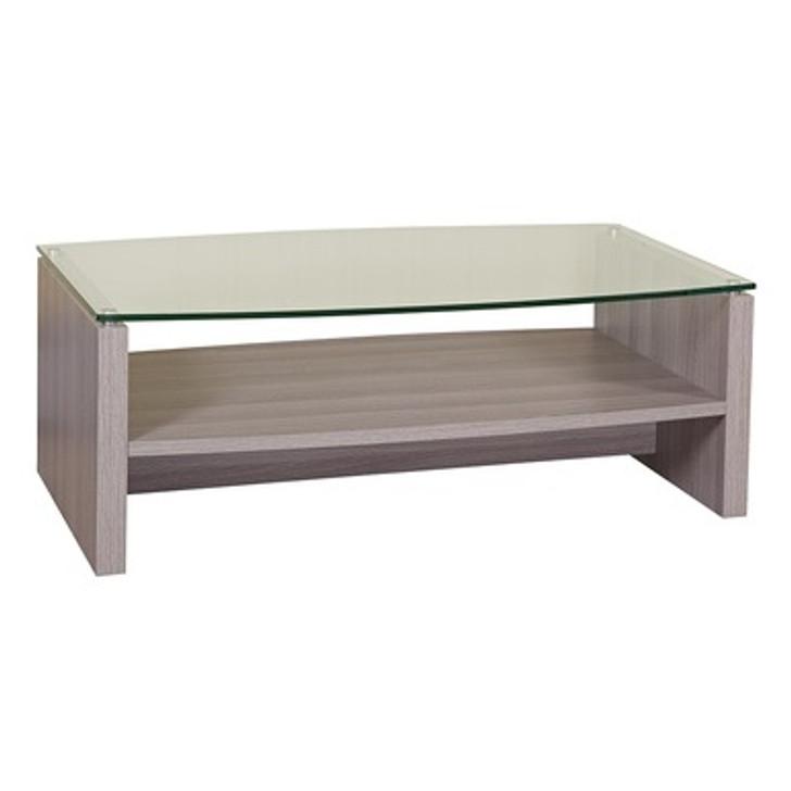 Zuma Glass Top Coffee Table