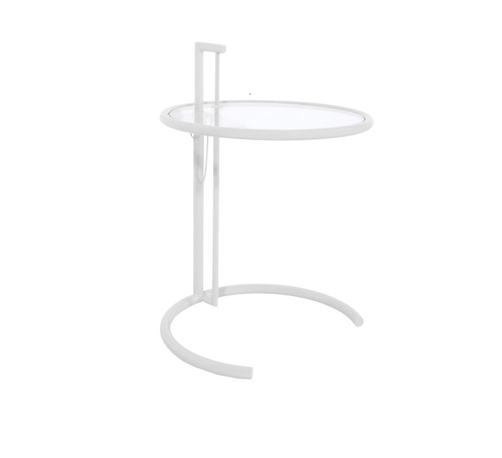 Elevate Glass End Table