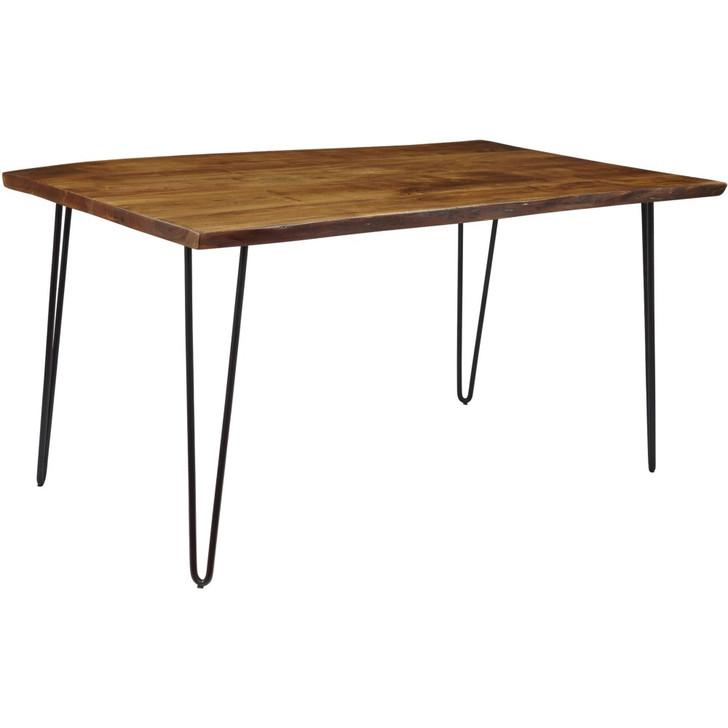 Tioga  Acacia Wood Dining Table