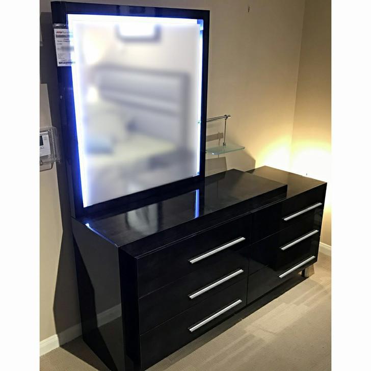 Silverado Double dresser with Mirror
