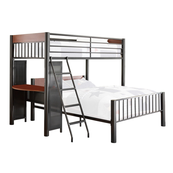 Cassie Twin/Full Loft Bed