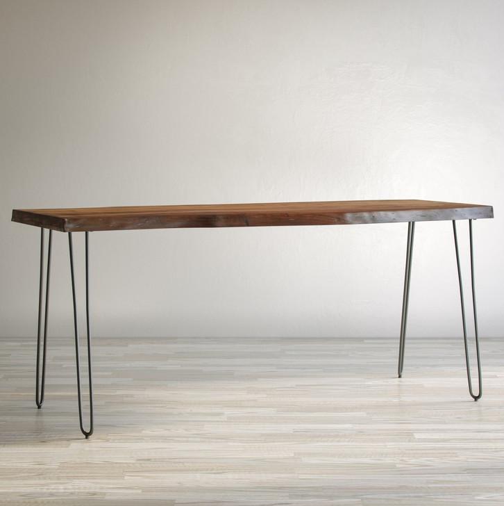 "Tioga 70"" Acacia Wood Dining Table"