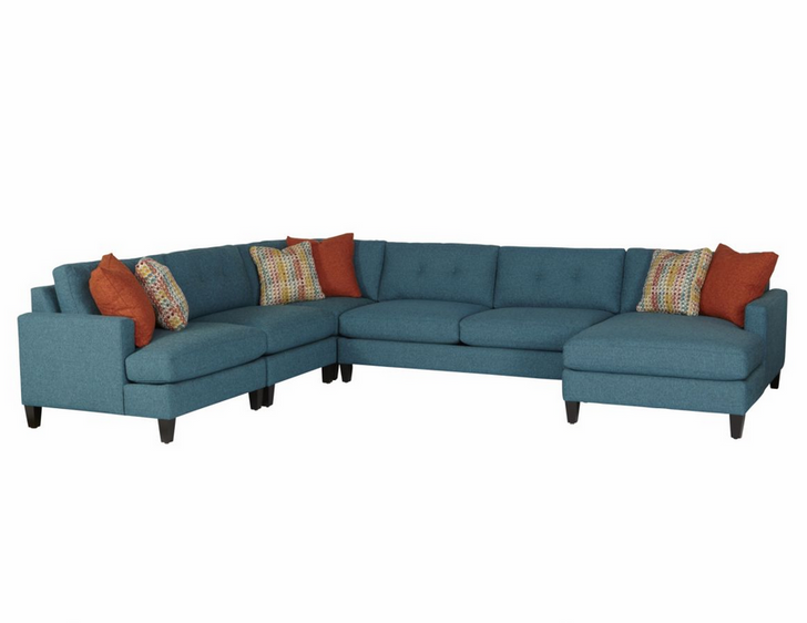 Makenna 5 pc Sectional with Chaise