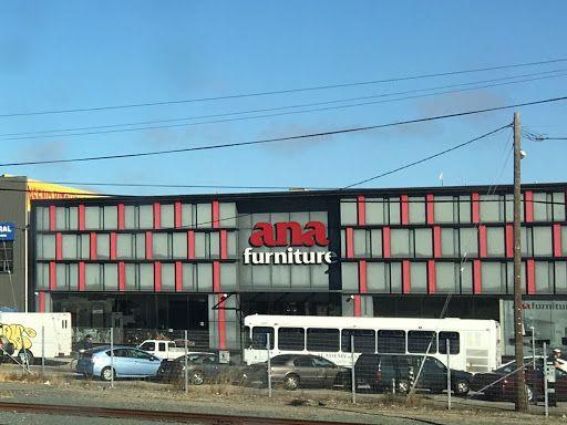 ana furniture store location in San Francisco, California
