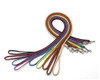 Soft Rolled Leather Leash 3 foot