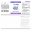 CBDMD Tincture Drops CBD Oil 30mL- 1500mg