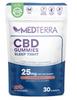 Medterra CBD Gummies - Sleep Aids - Strawberry - 25 mg