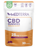 Medterra Immune Boost CBD Gummies - 25 mg