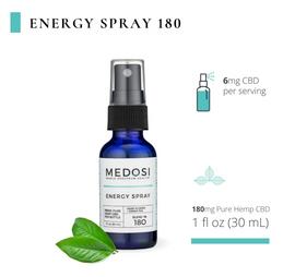 Medosi CBD Energy Spray