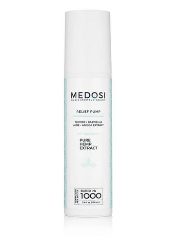 Medosi Relief CBD Cream 1000